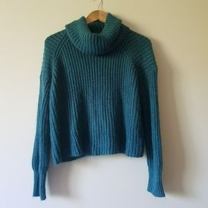 Cowel Neck Sweater
